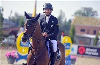 محمد طاهر يتوج بالميدالية الفضية في ثاني بطولات بلجيكا الدولية للفروسية