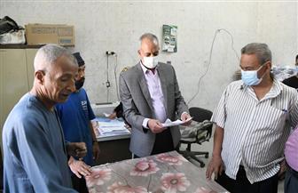 """تعافي وخروج 195 حالة مصابة بفيروس """"كورونا"""" من مستشفى قوص بقنا  صور"""