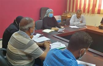 رئيس مدينة سفاجا تعقد اجتماعا لمناقشة الاستعدادات لاستقبال عيد الأضحى المبارك   صور