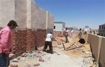 رئيس جهاز مدينة الشروق: استرداد 11 قطعة أرض بما عليها من مبانٍ لعدم إثبات جدية الغرض من التخصيص|صور