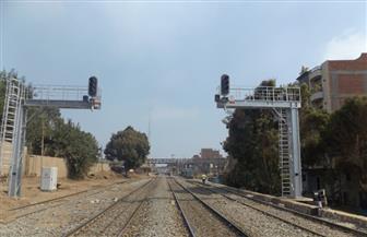 وزير النقل يعلن دخول برج ملوي لإشارات السكك الحديدية بمحافظة المنيا الخدمة|صور