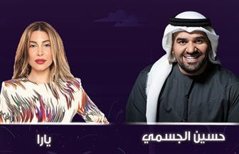 """حسين الجسمي يحيي حفلا جماهيريا ثاني أيام العيد ويعلق:""""نعود والفرحة رسالتنا"""""""