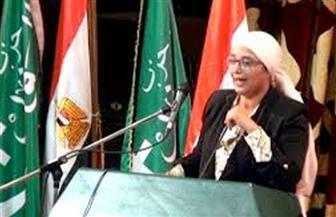 أميرة أبوشقة تؤكد أهمية دور المرأة في انتخابات الشيوخ.. وتطالب الأحزاب بالتوعية