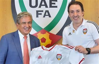 مدرب الفراعنة السابق يشكر الاتحاد الإماراتي للعمل مساعدا مع الكولومبي بينتو