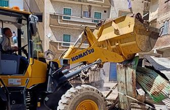 محافظ كفر الشيخ: تنفيذ 34 قرار إزالة بمركز ومدينة مطوبس ضمن الموجة الـ16| صور