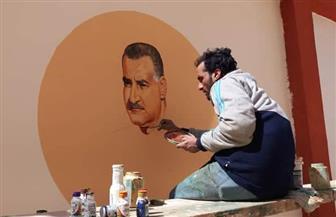 وجه عبدالناصر يزين منازل قنا.. حكاية ثورة يوليو في مدينة السكر | صور