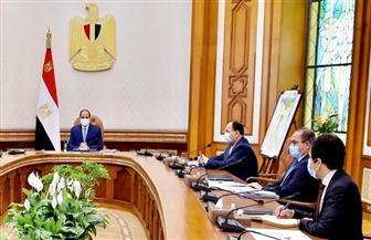 الرئيس السيسي يوجه بالاستمرار في العمل على التحسين المتواصل للمؤشرات الاقتصادية والمالية