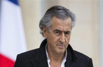 """من جديد """"برنارد ليفي"""" يظهر في ليبيا"""