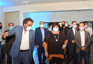 وزيرة الثقافة تحتفل بذكرى ثورة يوليو فى الأسمرات وتؤكد: الثورة نجحت في بعث الروح الوطنية | صور