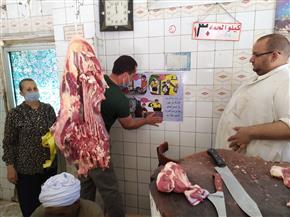 حملات توعية للمواطنين بخطورة إلقاء مخلفات الأضاحي في الصرف الصحي | صور