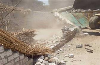 محافظ سوهاج: إزالة 430 حالة تعد على أملاك الدولة والأراضي الزراعية بالمحافظة| صور