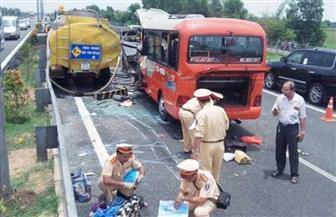 مصرع 15 شخصا على الأقل وإصابة العشرات في حادث سير بفيتنام
