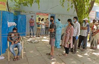 الهند تسجل نحو 50 ألف حالة إصابة جديدة بفيروس كورونا خلال 24 ساعة