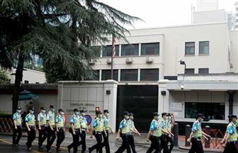 الصين تتسلم مبنى القنصلية الأمريكية في تشنجدو