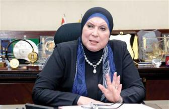 وزيرة الصناعة: اهتمام كبير من القيادة السياسية والحكومة المصرية للمساهمة في إعادة إعمار العراق