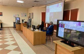 «القومي للمرأة» يطلق دورة تدريبية للأطباء والممرضات حول سبل التعاون مع المرأة المعنفة | صور