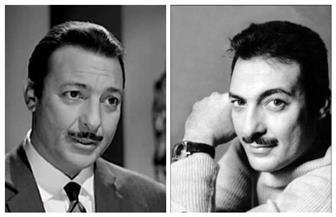 """95 عامًا على ميلاد """"دنجوان السينما"""" رشدي أباظة  صور"""