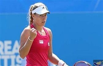 نجمة التنس الألمانية كيربر تعود لمدربها السابق بيلتز
