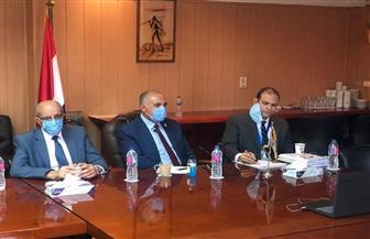 الري تصدر بيانا حول بدء الجولة الثانية لمفاوضات السد الإثيوبي برعاية الاتحاد الإفريقي