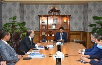 وزير الرياضة يبحث استعدادات استضافة مصر لبطولة العالم للناشئين في السلاح 2021