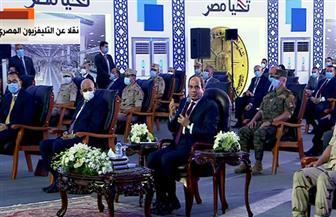 الرئيس السيسي يشدد على استمرار الإجراءات الاحترازية في مواجهة كورونا