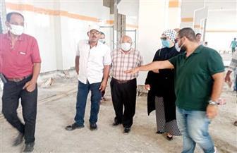 رئيسة مدينة سفاجا: تجهيز صالة الذبح الكبيرة بالمجزر الآلي لاستقبال الذبائح في عيد الأضحى