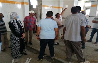 فتح مجزر سفاجا مجانا أمام الأهالي لذبح أضاحي العيد | صور