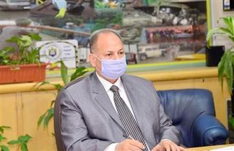 محافظ أسيوط يطمئن رئيس الوزراء عبر الفيديو كونفرانس على استعدادات عيد الأضحى