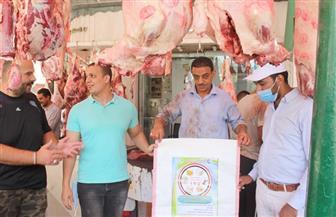 شركة الصرف بالقاهرة تطلق حملة توعية عن مخاطر إلقاء مخلفات ذبح الأضاحي