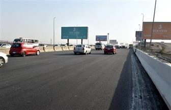 المقاولون العرب تنتهى من إصلاح محور 26 يوليو وتشغيل الطريق فى الاتجاهين