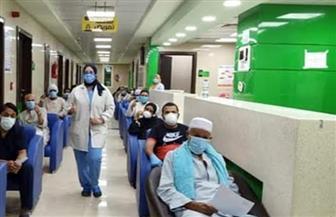 ارتفاع نسب الشفاء بمستشفى إسنا جنوب الأقصر إلى 846 حالة