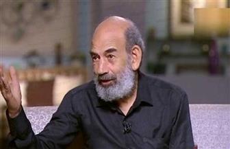 وفاة الفنان والشاعر محمود جمعة بمستشفي بنها الجامعى