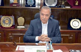 محافظ القليوبية يتفقد منطقة الربط بين طريق بنها الحر ومحور مصر الجديدة