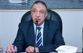 محافظ الإسكندرية: الهبوط الأرضي بسبب ماسورة صرف تعمل منذ عام 59