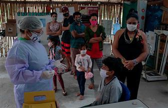 البرازيل تسجل نحو 50 ألف إصابة جديدة بفيروس كورونا خلال 24 ساعة