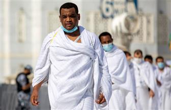 ضيوف الرحمن يتوافدون لمشعر عرفات لتأدية الركن الأعظم للحج