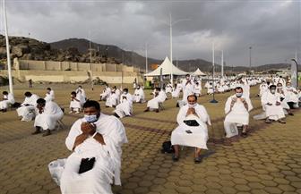 """وزير الحج السعودي يعلن نجاح خطة تصعيد """"الحجاج"""" إلى مشعر عرفات"""