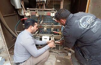 رفع كفاءة المحولات الكهربائية بمراكز كفر الشيخ بتكلفة 16 مليون جنيه |صور