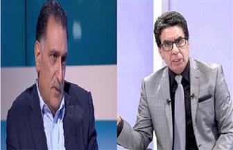 الإرهابي محمد ناصر يفضح علاقة عزمي بشارة بأمير قطر   فيديو