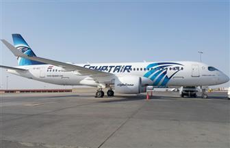 مصر للطيران تتسلم الطائرة العاشرة من طراز الإيرباص 220/300A