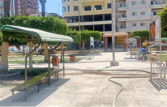شوارع كفرالشيخ وكورنيش النيل ومصيف بلطيم خالية من المعيدين |صور