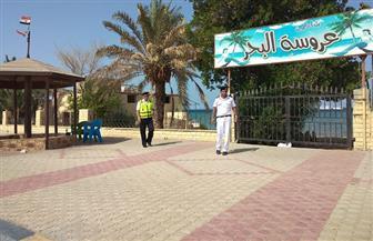 رئيسة مدينة سفاجا تؤكد إغلاق جميع الشواطئ والكافيتريات أول أيام عيد الأضحى   صور