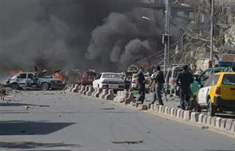 إصابة ضابط ومدني إثر انفجار سيارة تابعة للشرطة في أفغانستان