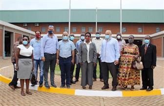 المقاولون العرب تنتهي من العمل بمستشفى كايونجا بأوغندا|صور