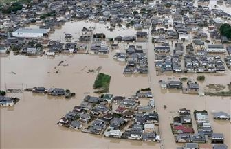وفاة شخصين في انهيار أرضي بسبب الأمطار غربي اليابان