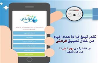 «القابضة لمياه الشرب» تدعو المواطنين لتسجيل قراءة العدادات من يوم 1 إلى 15 من كل شهر