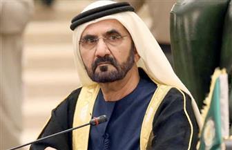 حاكم دبي يهنئ الرئيس السيسي بفوز هالة السعيد بجائزة أفضل وزيرة في العالم العربي