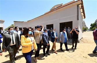 «الجزار»: وزارة الإسكان اقتحمت ملف تطوير المناطق والأسواق العشوائية بإرادة ومتابعة الرئيس السيسي | صور