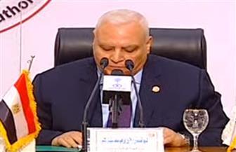 نص كلمة رئيس «الوطنية للانتخابات» خلال الإعلان عن الجدول الزمني لانتخابات مجلس الشيوخ