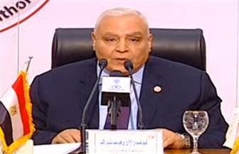 المستشار لاشين إبراهيم يوقع بروتوكول تعاون مع الجامعة العربية لمتابعة انتخابات مجلس الشيوخ